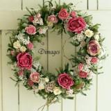 Wreath 5月サンプル作品のイメージ