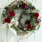 Airly Wreath ( X'mas Wreath 2011 ) 11月サンプル作品のイメージ