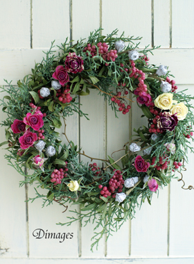 X'mas Wreath(2)