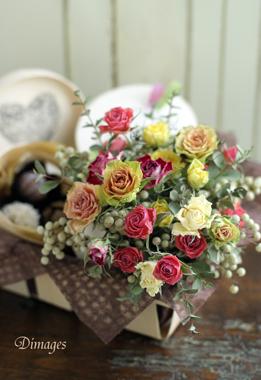 Valentine Arrangement  1月サンプル作品(5)