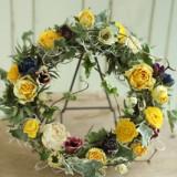 2way Wreath       3月サンプル作品のイメージ