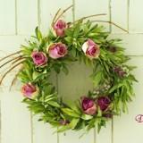 Summer Wreath        6月サンプル作品のイメージ