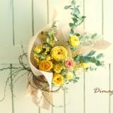 Wall Bouquet          2月サンプル作品のイメージ