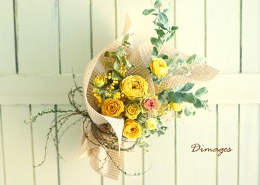 Wall Bouquet          2月サンプル作品(1)