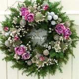 X'mas wreath          11月サンプル作品のイメージ