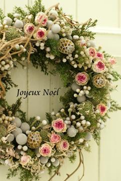 X'mas wreath 2010 ( shop )(1)