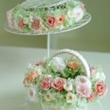 Wedding basket & 花冠のイメージ