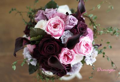 Paris style bouquet(4)