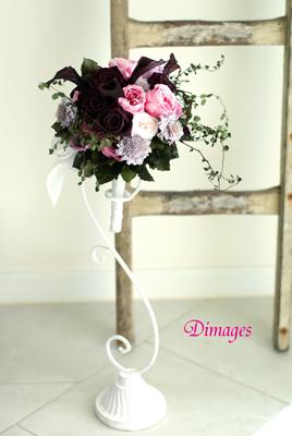 Paris style bouquet(1)