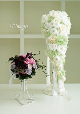 Cascade bouquet(1)
