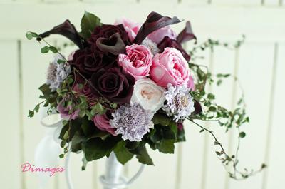 Paris style bouquet(2)