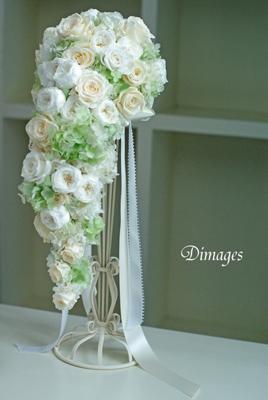 Cascade bouquet(3)