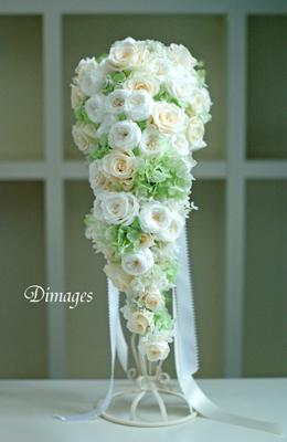 Cascade bouquet(2)