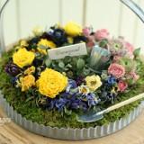Miniature garden          3月サンプル作品のイメージ