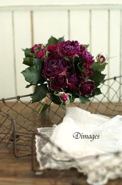 Clutch bouquet          7月サンプル作品(4)