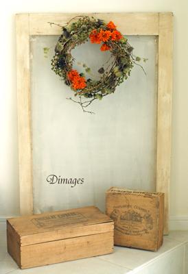 Autumn Wreath       9月サンプル作品(3)