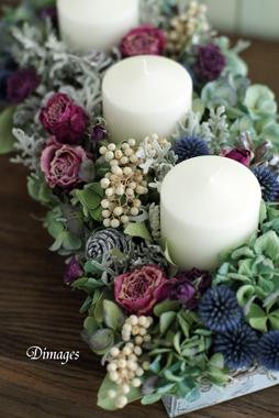 Candle 2014            10月サンプル作品(3)