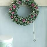 Christmas wreath 2014       11月サンプル作品のイメージ