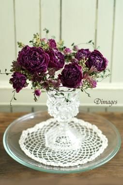 Glass arrangement     6月サンプル作品(1)
