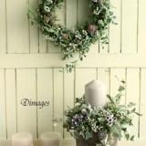 Christmas wreath 2015     11月サンプル作品のイメージ