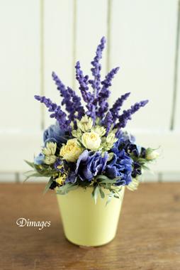 Pot arrangement       3月サンプル作品(2)