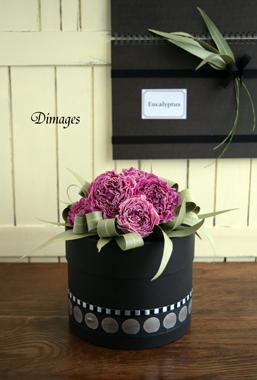 Box & Note arrangement       6月サンプル作品(3)