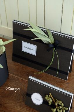 Box & Note arrangement       6月サンプル作品(1)