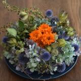 Autumn Plate        9月サンプル作品のイメージ