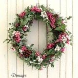 Christmas Wreath 2016 11月サンプル作品のイメージ