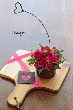 Valentine 2017       1月サンプル作品(2)