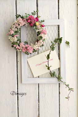 Wreath & Vine       4月サンプル作品(3)