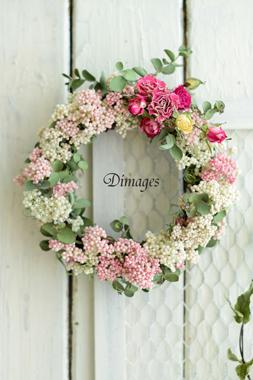 Wreath & Vine      4月サンプル作品(2)
