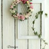 Wreath & Vine      4月サンプル作品のイメージ