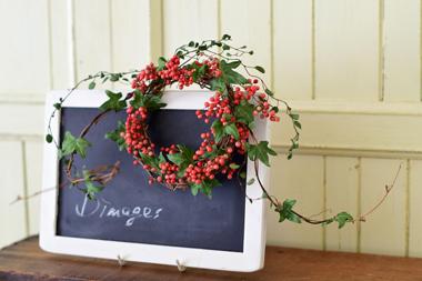 Wreath & Swag       7月サンプル作品(3)