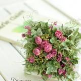 Botanical Frame      4月サンプル作品のイメージ