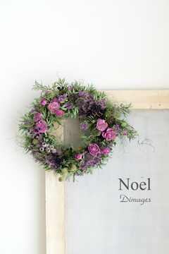 Noel Wreath 2018    11月サンプル作品(1)
