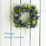 Square wreath      7月サンプル作品のイメージ